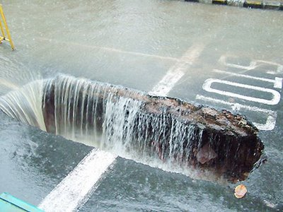 lubang jalan di kolombo
