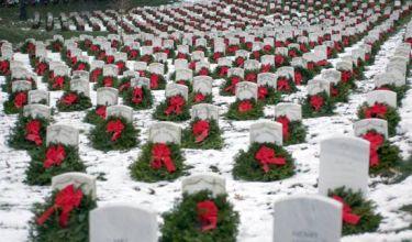 natal di pemakaman